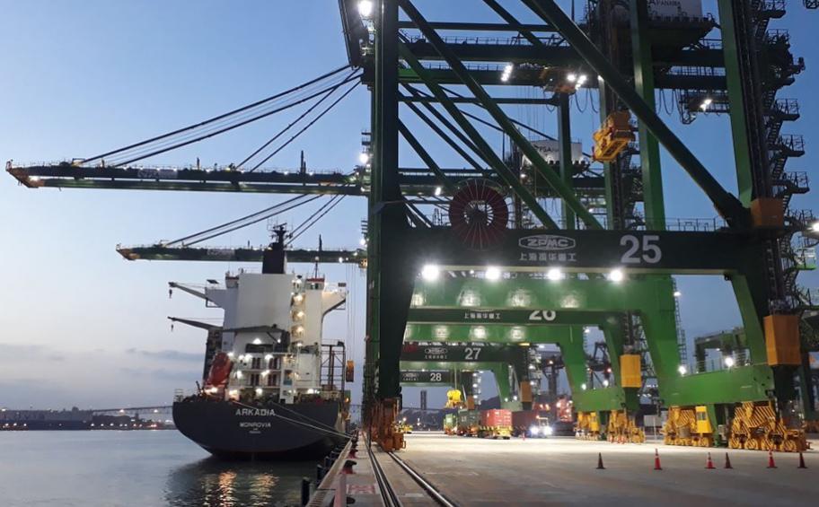 L'extension du terminal PSA au Panama est terminée