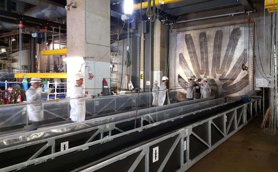 Centrale EDF de Cattenom : 64 200 tubes vite remplacés, défi relevé !