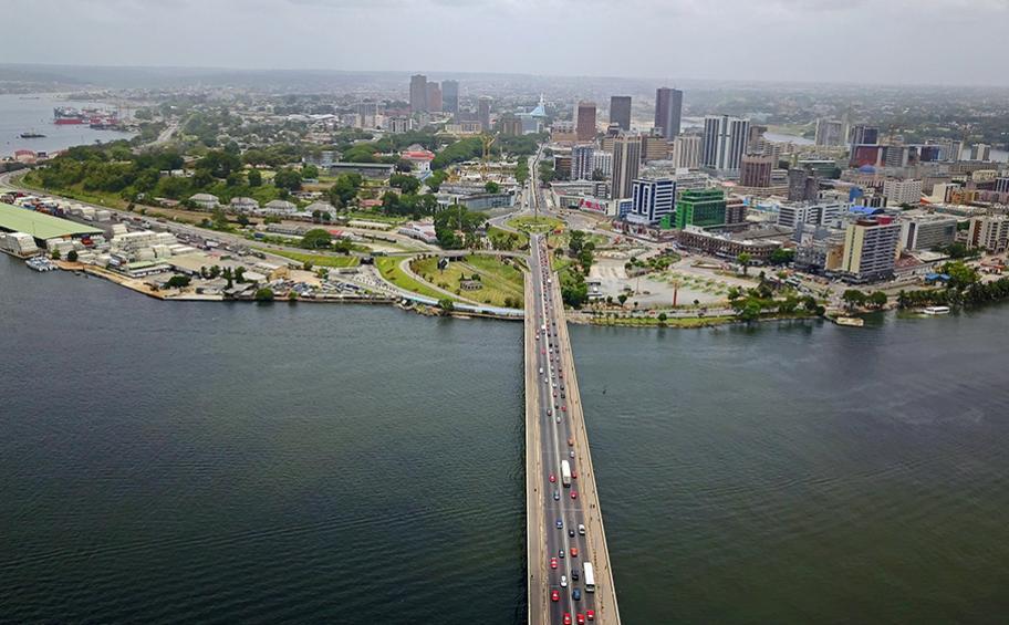 Eiffage Génie Civil démarre les travaux  du pont Félix-Houphouët-Boigny en Côte d'Ivoire