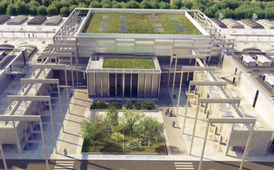 Eiffage Génie Civil poursuit la modernisation de la station d'épuration Seine Aval