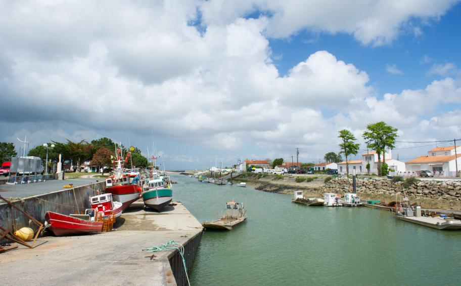 Eiffage Route investit l'île d'Oléron