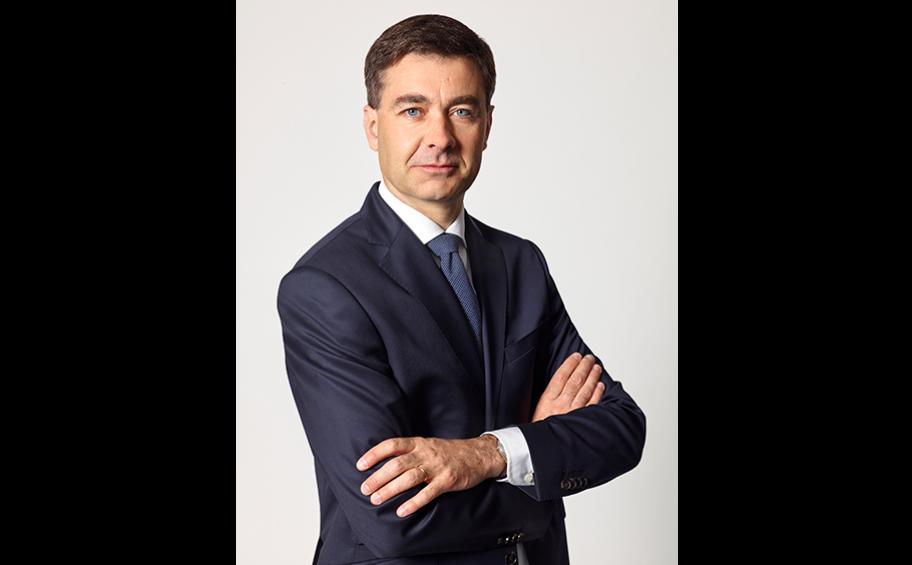 Guillaume Sauvé est nommé Président d'Eiffage Génie Civil et Président d'Eiffage Métal