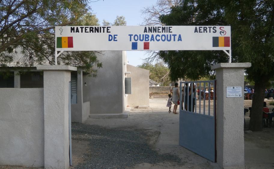Sénégal : la maternité de Toubacouta réhabilitée grâce à Eiffage