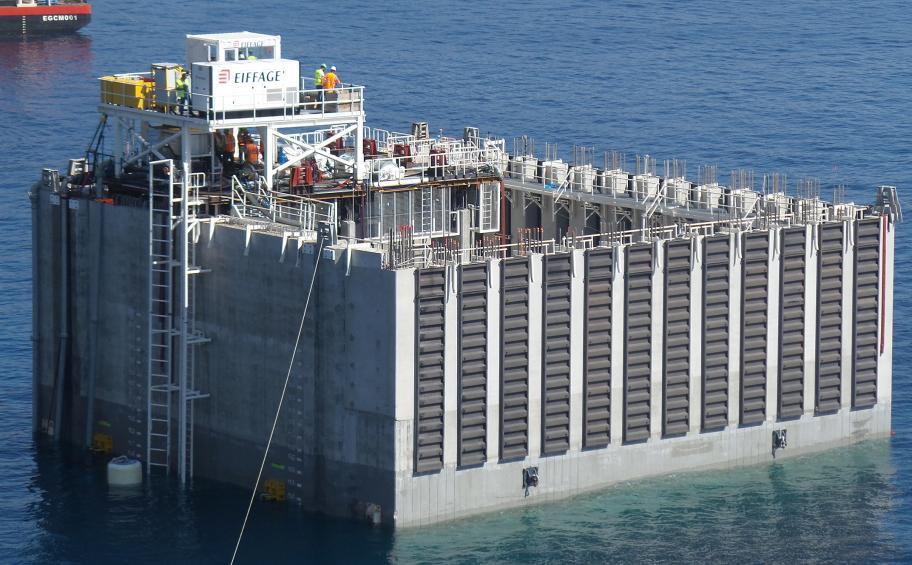 Monaco : l'extension en mer de l'Anse du Portier devient réalité