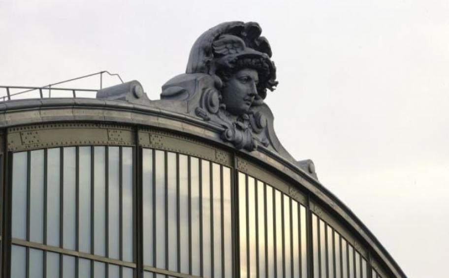 Eiffage Métal au musée d'Orsay