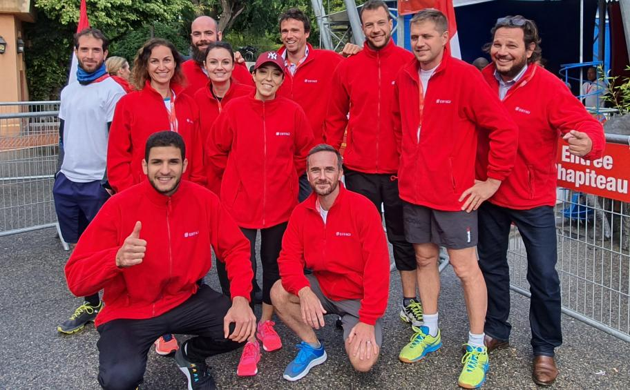 8 days of non-stop charity race in Monaco