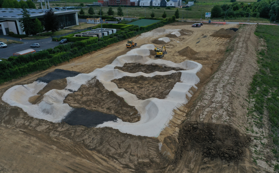 France's biggest pumptrack track will be designed by Eiffage Route