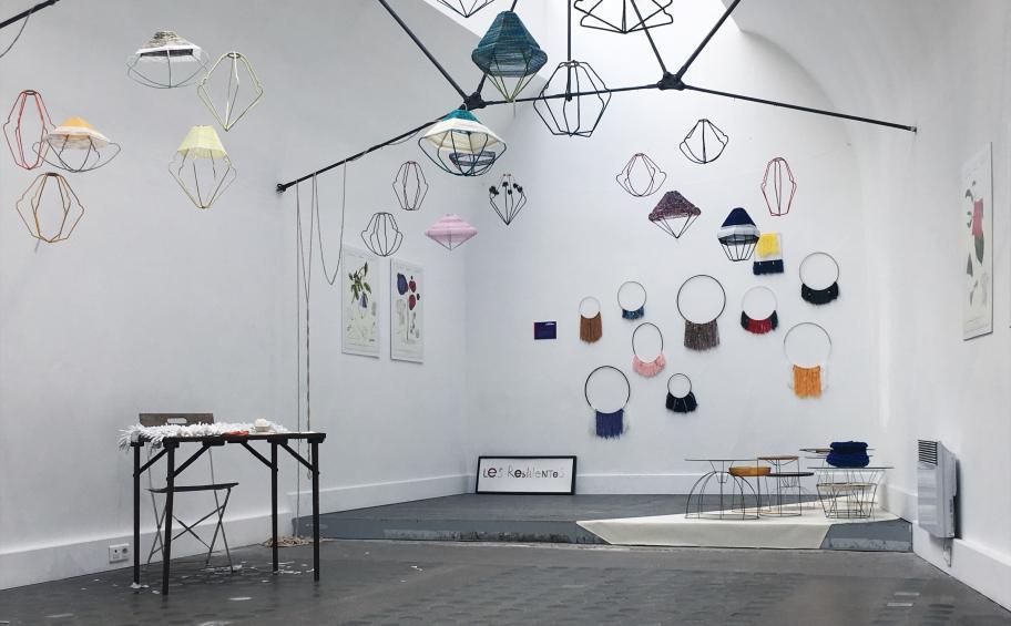 fondation eiffage et emma s alternatives objets design en mat riaux recycl s en le de france. Black Bedroom Furniture Sets. Home Design Ideas