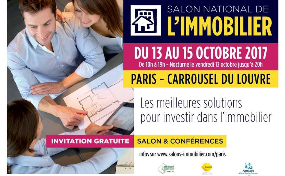 Retrouvez eiffage immobilier au salon national de l for Salon de l immobilier paris 2017